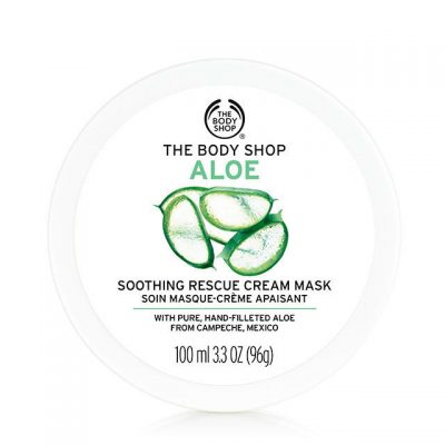 The Chair anti-stress maskers the body shop