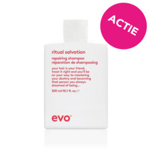 evo ritual salvation actie shampoo