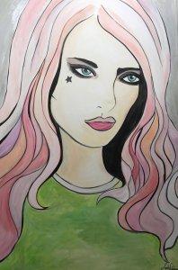 beauty schilderij