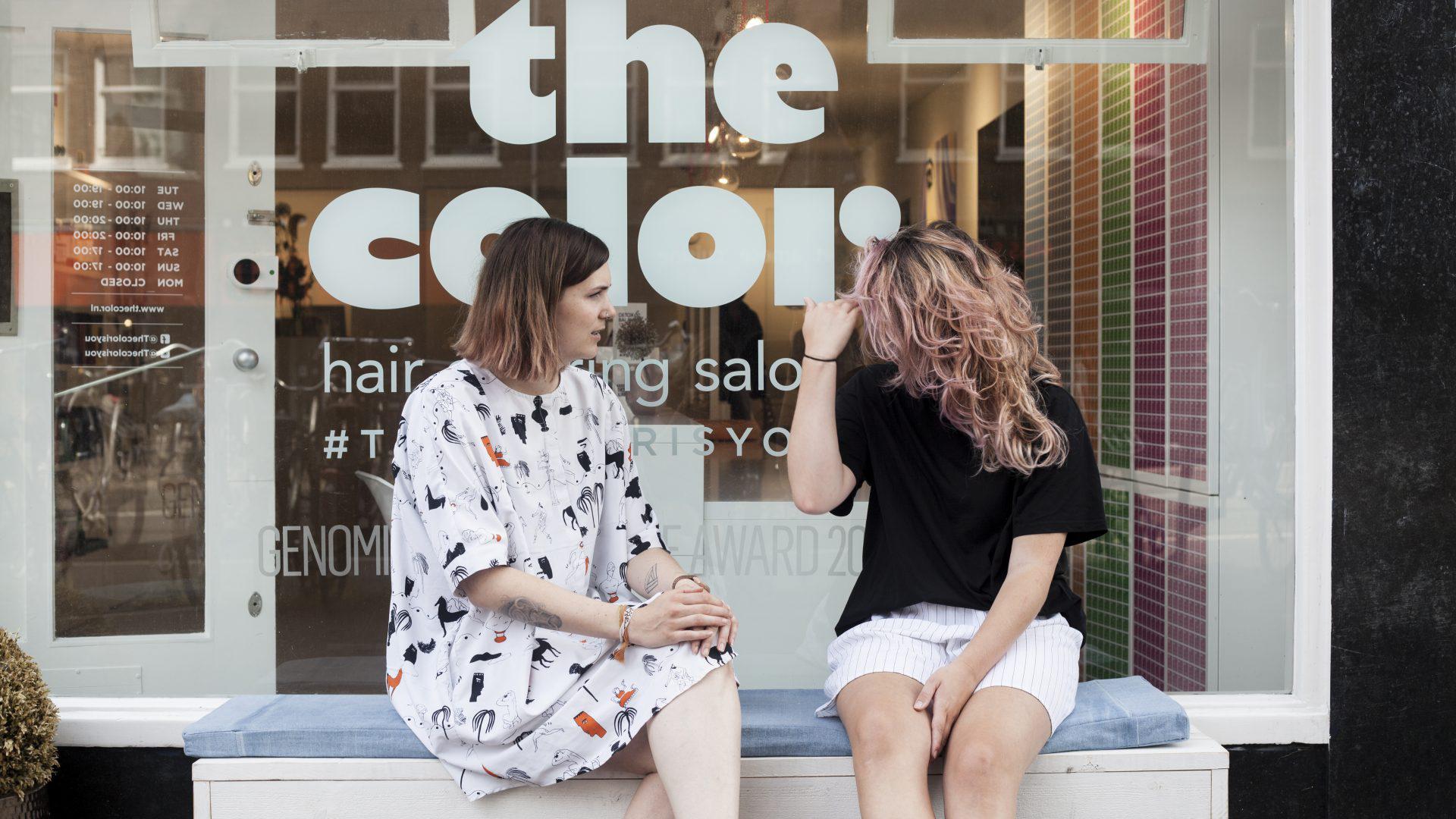 12 redenen om voor een professionele haarkleuring te gaan