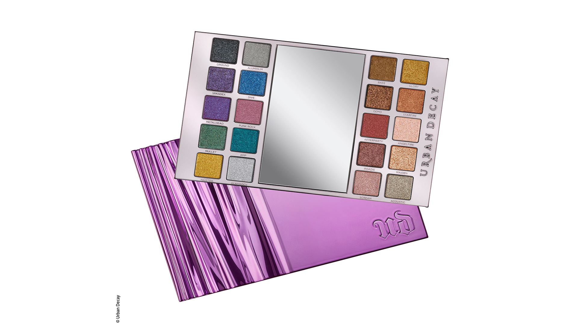 The Color loves: Urban Decay Heavy Metal Holiday Collection