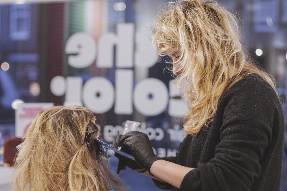 the color vacature topstylist