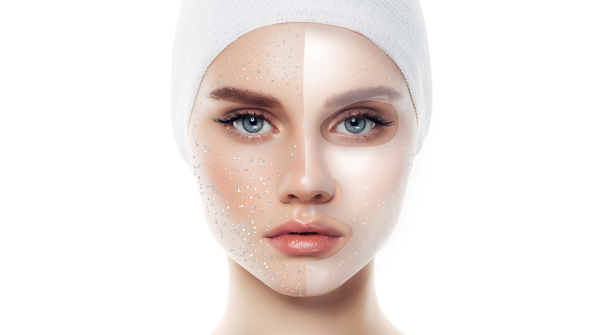 The Color Loves: STARSKIN PRO micro-filler mask pack