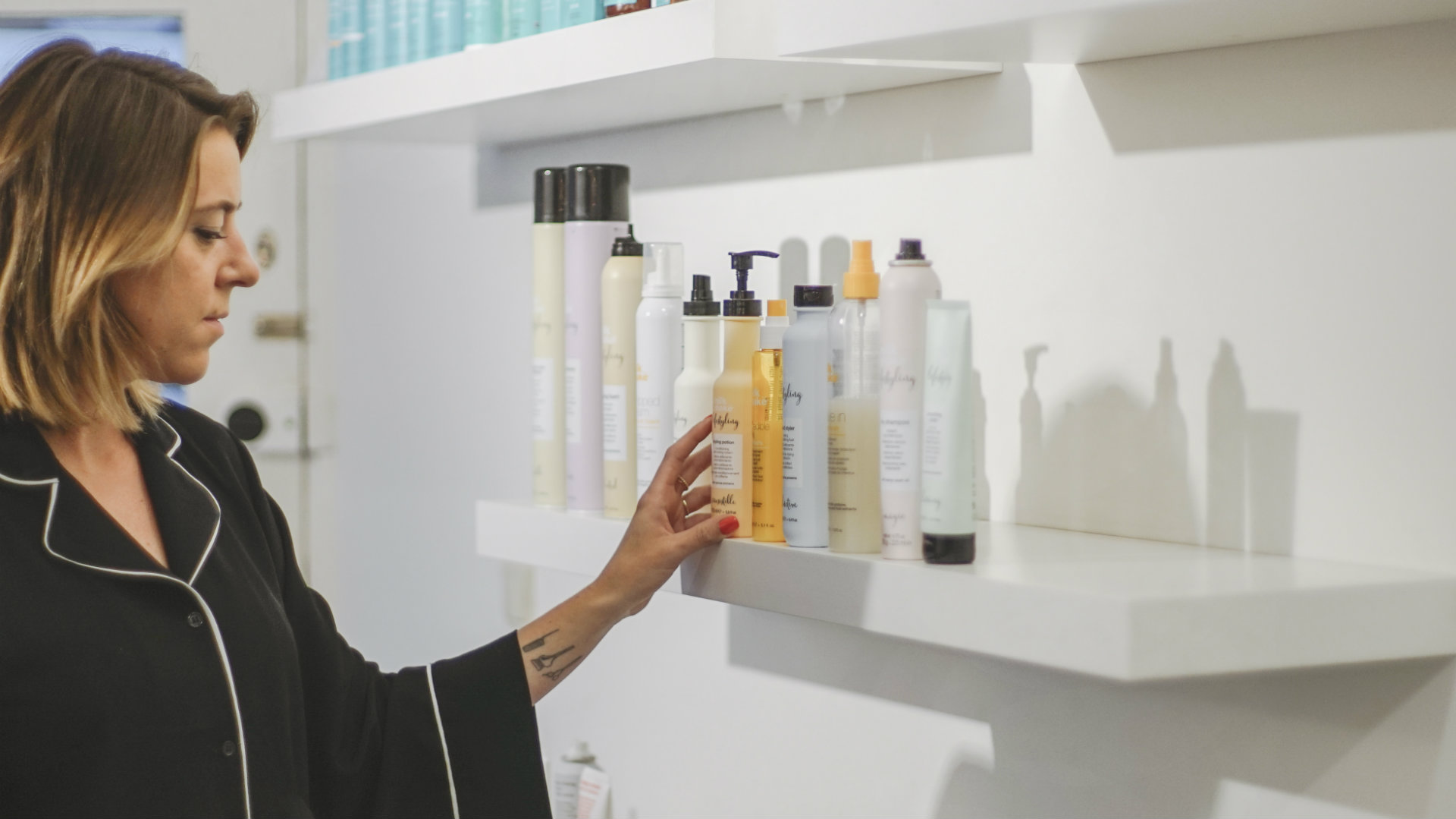 10 redenen waarom je je haarproducten bij de kapper moet kopen