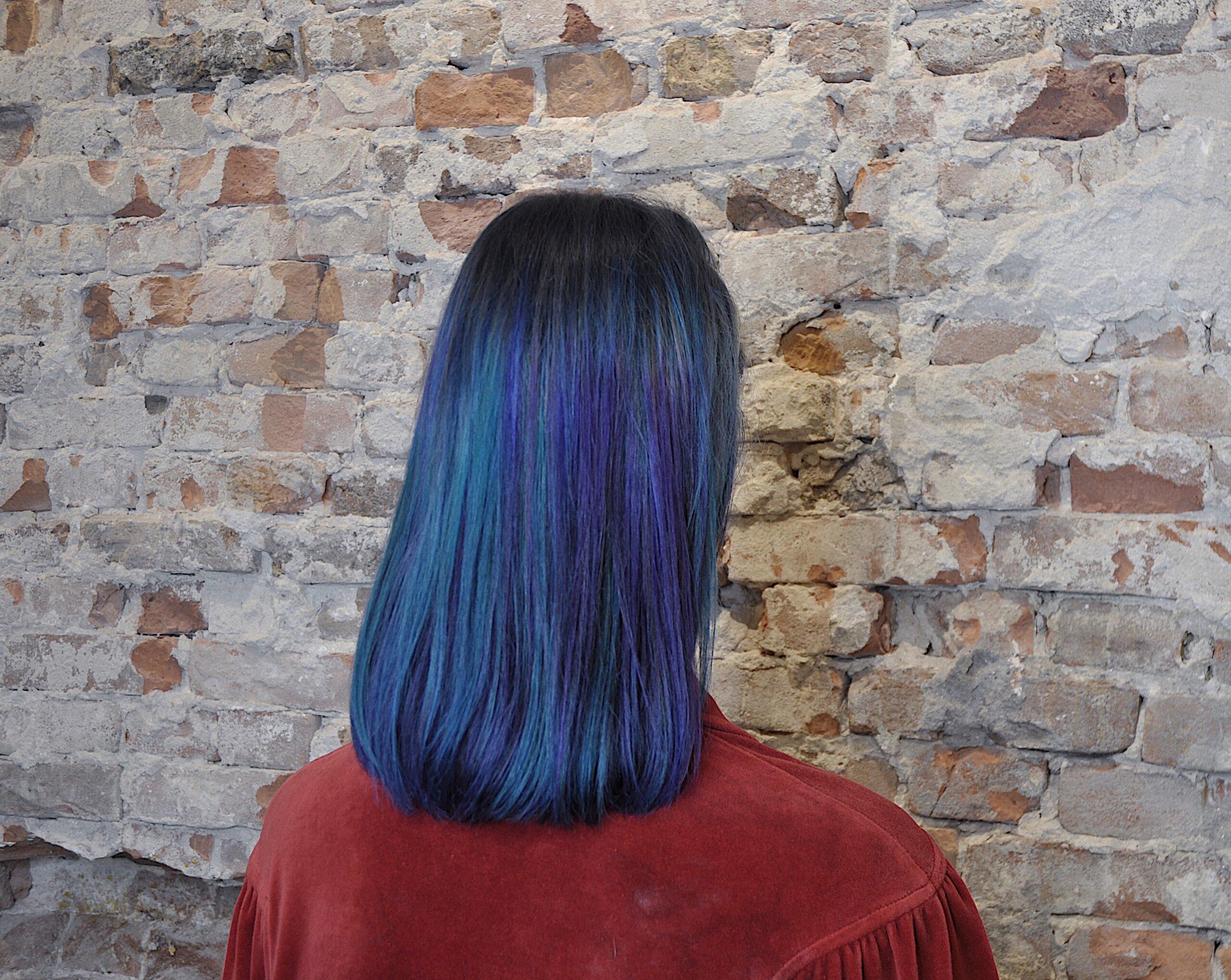the color salon